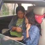 Blusukan, Liliek Bawa Terduga Penyakit DB ke RS Gambiran