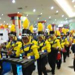 Drum Band SD Dewi Sartika Hangatkan Maspion Square