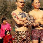 Meriahnya Lari Telanjang di Beijing