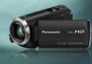 Video Panasonic HC V-108 Dijual Dua Jutaan Cocok Buat Pemula