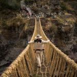 Jembatan Rumput, Warisan Infrastruktur Suku Inca Bantu Orang Menyeberang Sungai selama 600 Tahun