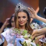 Anna Baksheeva Pemenang `Keindahan Rusia`