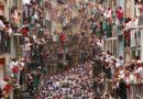 Meriahnya Berlari Bersama Banteng di Spanyol