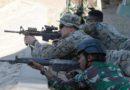 Serunya Latihan Menembak Marinir Amerika-Indonesia