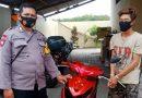 Polres Blitar Bekuk Pelaku Residivis Curanmor Khusus Honda Beat