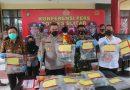 Gerak Cepat Polres Blitar Ungkap Pencurian Disertai Pembunuhan Dapat Apresiasi Ketua DPD RI