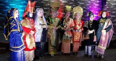 HWK Sumbar Tampil di Konser Minang Bersuara II bersama Seniman dari 5 Negara
