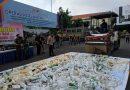 Ciptakan Rasa Aman Dibulan Suci Ramadan, Polrestabes Surabaya Musnahkan Ribuan Miras Berbagai Merk