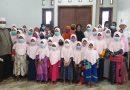 Perkumpulan Istri KWG Santuni Puluhan Anak Yatim Piatu Yayasan Fadilah