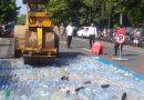 Jelang Bulan Ramadhan Polres Blitar Kota Gelar Apel Pasukan Operasi Keselamatan Semeru 2021