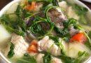 Sup Kerapu Daun Ketumbar Cocok Buat Makan Sahur Biar Segar