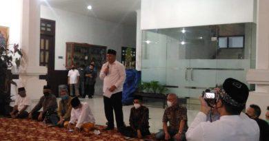 Jelang Idul Fitri DPRD Bersama REI Kota Malang Santuni Ratusan Anak Yatim Piatu