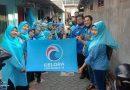 DPD Partai Gelora Indonesia Kota Surabaya Berbagi Sembako