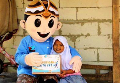 Program Ikatan Cinta Ramadhan, Solo Peduli Bagikan 3 Ribu Bingkisan
