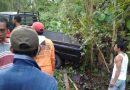 Berusaha Hentikan Mobilnya yang Mundur, Sopir Meninggal Tergencet di Pohon Jati.