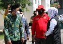 Bupati Sidoarjo, Forkopimda Jatim dan Kabinda JatimSelenggarakan Vaksinasi Massal di Ponpes Progresif Bumi Sholawat