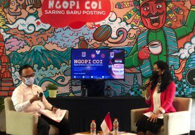 Ngopi COI Jawa Barat, Mari Siapkan Ronda Digital