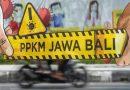 Uji Coba Pemberlakuan PPKM Level 1 di 5 Daerah Jawa Timur