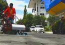 Keren! Mahasiswa UNTAG Ciptakan Sepeda Pembersih Sampah Plastik