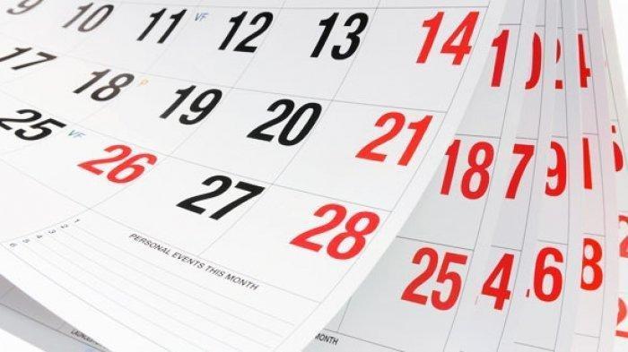 Berikut Jadwal Libur Nasional Tahun Depan