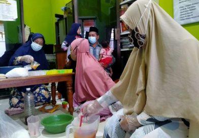 Panti Achmad Dahlan Olah Jelantah Jadi Sabun
