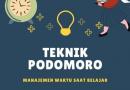 Teknik Podomoro: Manajemen Waktu Saat Belajar