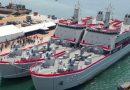 Ini Nih Kapal Perang Buatan Indonesia